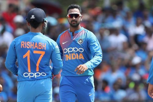 India put on another decent performance to clinch the series