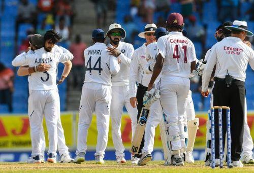भारत ने 318 रनों की रिकॉर्ड जीत दर्ज़ की
