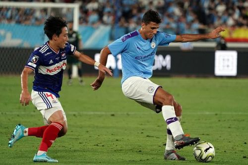 City signed Rodri from Atletico Madrid in hopes of replacing Fernandino