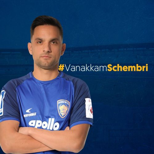 Chennaiyin FC sign experienced Maltese forward Andre Schembri