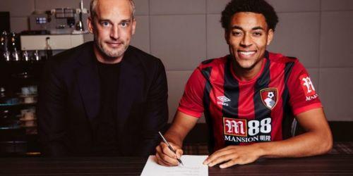 Arnaut Danjuma has officially signed for Premier League side AFC Bournemouth