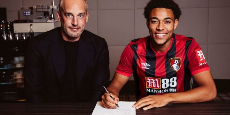 Arnaut Danjuma has officially signed for Premier League side AFC Bournemouth