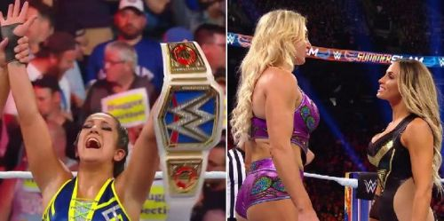 There were a number of interesting botches at SummerSlam