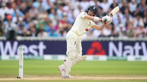 England opener Rory Burns