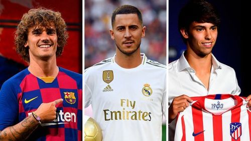 A lot has happened so far in the transfer market, and it's far from done!