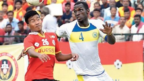 East Bengal lost to George Telegraph in their opening game of the CFL campaign