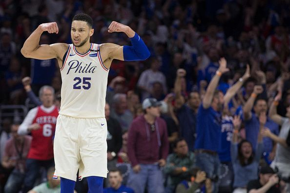 76ers drafted Simmons #1 in the 2016 NBA Draft