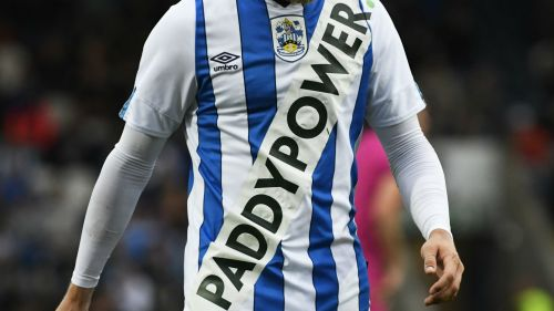 Huddersfield Town kit - cropped