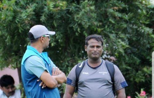 रमेश पोवार इससे पहले भारतीय महिला टीम के साथ भी काम कर चुके हैं