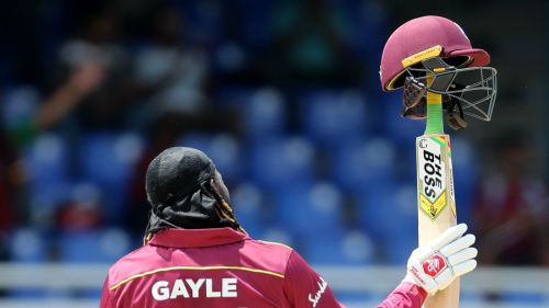 Chris Gayle - cropped