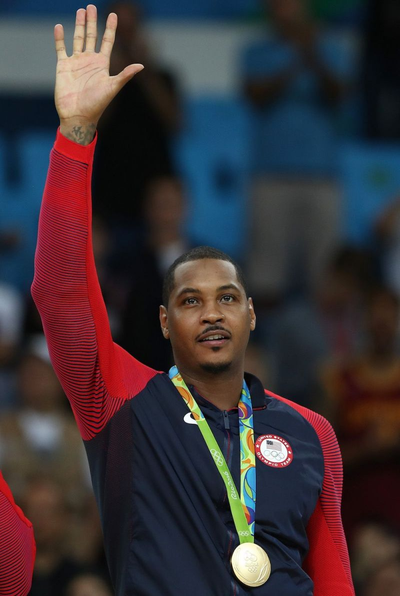 Along with being a prolific offensive addition to any NBA roster, Carmelo Anthony is an accomplished player despite the absence of an NBA Finals ring.