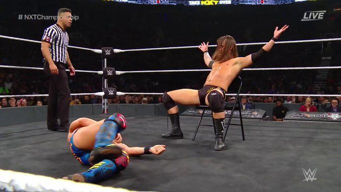 Adam Cole and Johnny Gargano once again stole the show