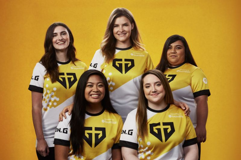 Gen G forms first professional women's Fortnite team