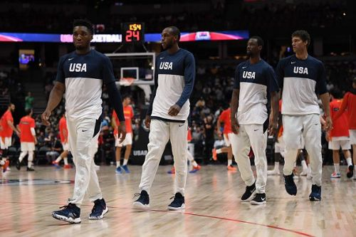 The United States enter the tournament among the favorites