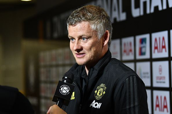 Ole Gunnar Solskjaer has started the new season with a bang!