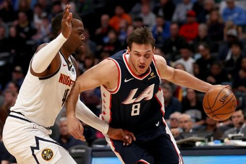 Danilo Gallinari has spent the past two campaigns with the Clippers