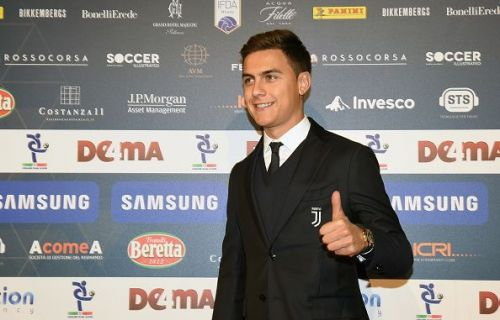 Juventus Sporting Director is in England to finalize the Paulo Dybala transfer