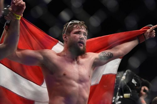 Nicolas Dalby is all set to make his return to the UFC