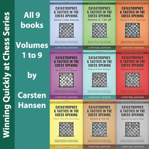 Some of my chess books! Image Source: Google Images