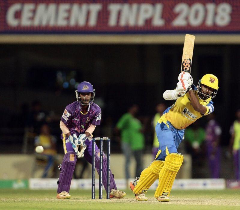 Hari Nishaanth helped his team reach the finals this season