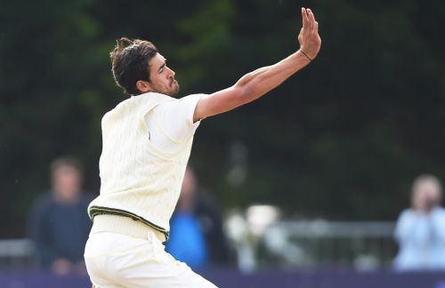 Starc is in Red Hot form now.