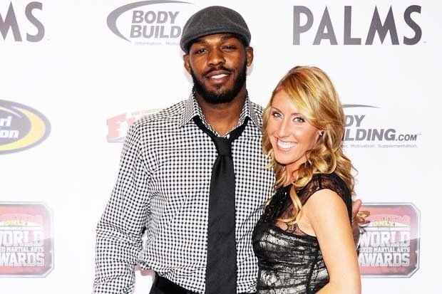 jon jones wife