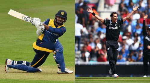 New Zealand tour of Sri Lanka