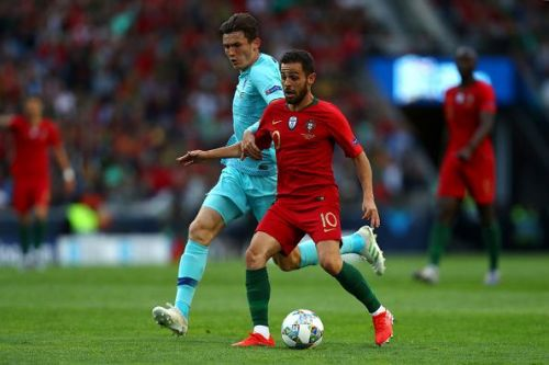 Silva had a wonderful year for club and country