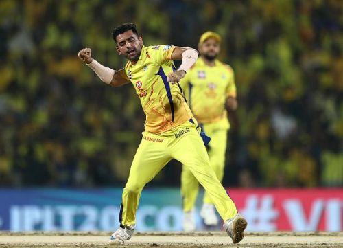 Deepak Chahar had a wonderful IPL season last year