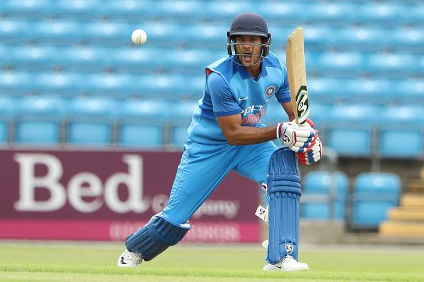 Mayank Agarwal can be the ideal replacement for out-of-form Shikhar Dhawan.