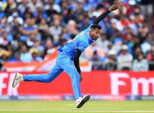 Hardik Pandya is not always as consistent in the T20 format as in ODIs.