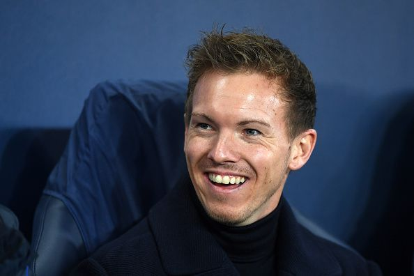 Nagelsmann took over at RB Leipzig in the summer