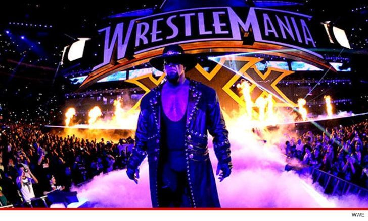 The Undertaker has been synonymous with WrestleMania