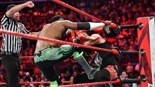 Cedric Alexander has a great chance of shooting to the top