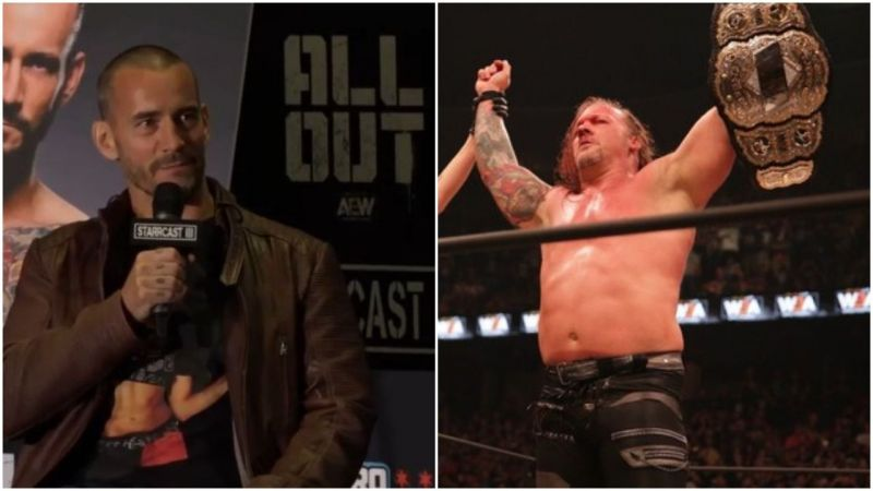 We have a new AEW World Champion!