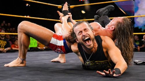 Matt Riddle has managed to secure his biggest opportunity on NXT yet