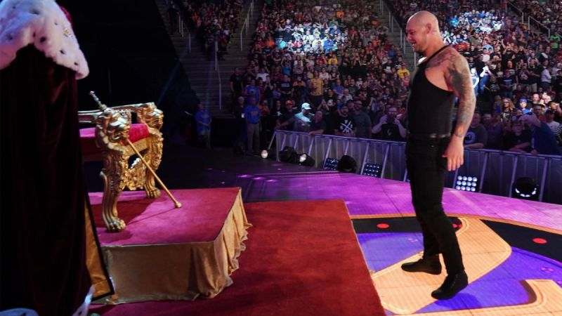 Congratulations to the brand new WWE King of the Ring