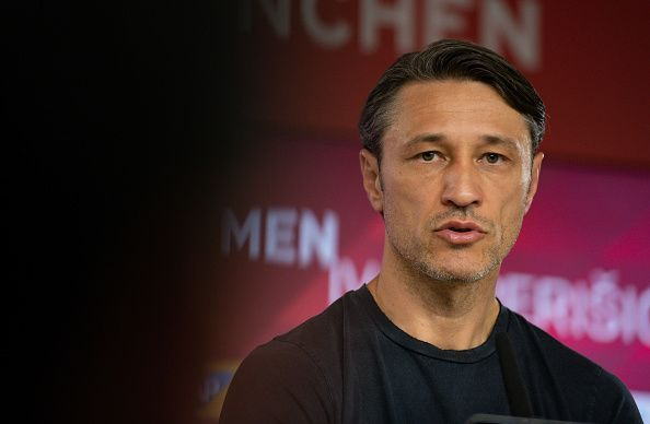 Niko Kovac should be a relieved man.
