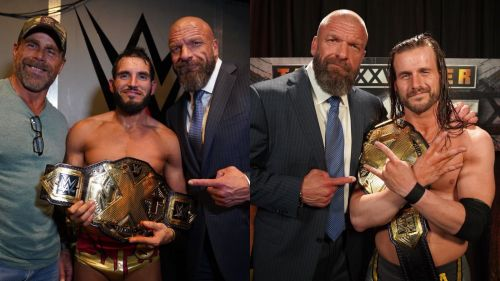 Triple H spoke about the prospect of people being the face of NXT
