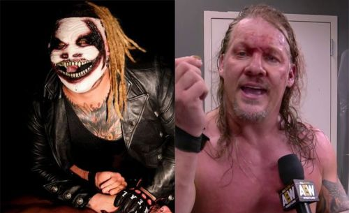 The Fiend and Chris Jericho