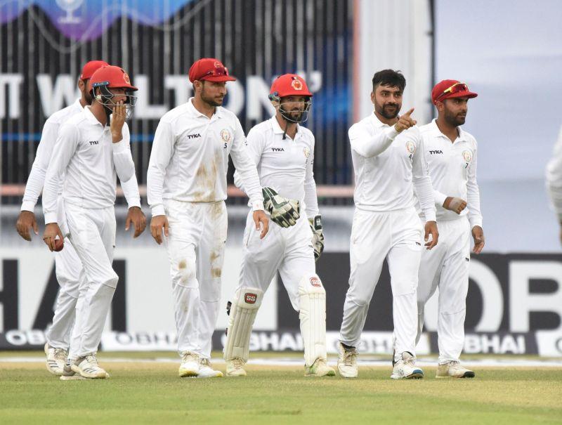 अफगानिस्तान ने हासिल की टेस्ट क्रिकेट में अपनी दूसरी जीत