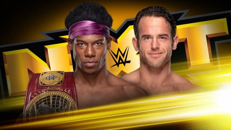 Roderick Strong vs Velveteen Dream
