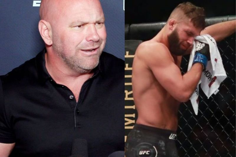 Dana White reacted to the end of UFC Mexico