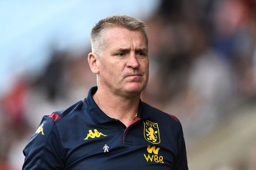 Dean Smith has not had the best start to life in the Premier League.