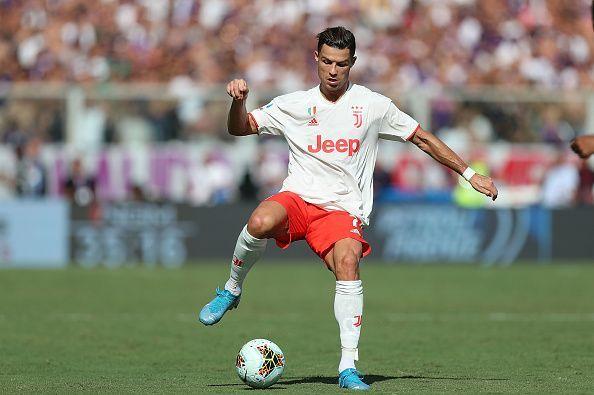 Juventus talisman, Cristiano Ronaldo
