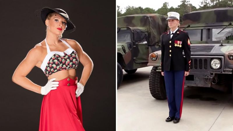 Lacey Evans is a highly skilled and intelligent performer