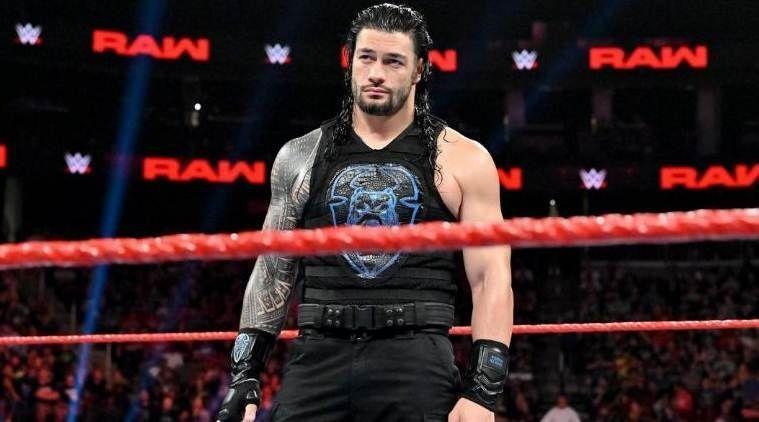 WWE सुपरस्टार रोमन रेंस ने सैंटियागो में हुए लाइव इवेंट में शिरकत की