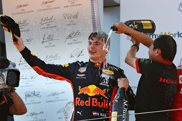 Can Verstappen beat Mercedes to it on Sunday?
