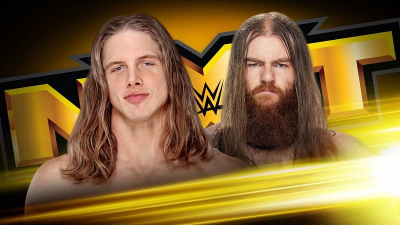 Killian Dain vs Matt Riddle