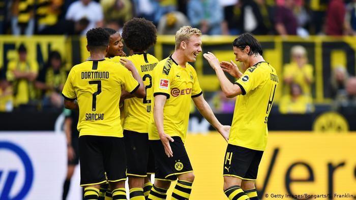 Dortmund would look to get back to winning ways against Werder Bremen
